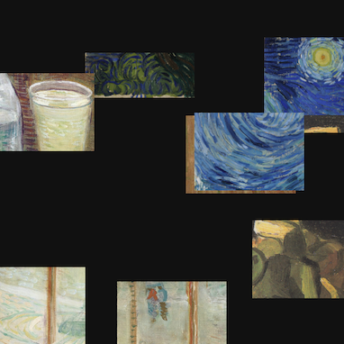 the vincent van gogh variations